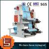 기계를 인쇄하는 세륨 기준 2 색깔 서류상 Flexo