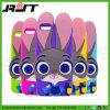 caja animal loca del teléfono del silicón del conejo de Zootopia de la ciudad 3D para el iPhone 6s