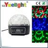 LED Mini bola de cristal de efeito de discoteca (YF-013C)