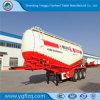 Tanker van het Cement van het vliegwiel 40-60m3 de Verticale Bulk/Aanhangwagen van de Vrachtwagen van de Tank de Semi