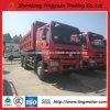 Sinotruk HOWO 336HP 고용량을%s 가진 디젤 엔진 6*4 덤프 트럭