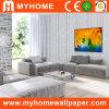 3D écumant Vinyl Wallpaper pour Home Decor