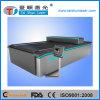 Автомат для резки лазера CNC материала войлока