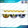 Promoción impresa PE / papel Bandera personalizada de banderín bandera / Bunting Bandera (NF11P03001)