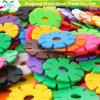 Jouets éducatifs se réunissants multicolores de gosses de synthons de flocon de neige de DIY
