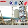 A dolomita Calcinação forno rotativo para a linha de produção de Metal