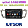 Witson 10.2  Toyota RAV4 2013년을%s Big Screen Android 6.0 Car DVD