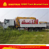 HOWO 20 of tone Truck Mounted Crane with High quality