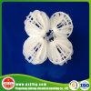 Anillos plásticos 6m m huecos modificados para requisitos particulares de la alta calidad 40m m 50m m