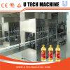 Ökonomischer hohe Leistungsfähigkeits-linearer Typ kochendes Öl-Füllmaschine