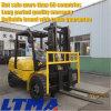 Ltma 5 Ton carro diesel hidráulico com 3 estágios mastro de elevação
