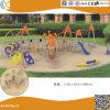 Giochi rampicanti esterni del campo da giuoco per i bambini