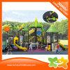 Corrediça ao ar livre do lugar do divertimento da série da árvore da natureza para crianças