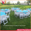 Resina/presidenza di piegatura per il giardino/esterno di plastica/spiaggia/cerimonia nuziale/tenda/hotel/ristorante/banchetto