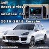 Interfaz video androide del navegador del GPS del coche para Porsche PCM3.1