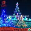Lumière de décoration de Noël de motif d'arbre de Noël de DEL Ligthing 5m