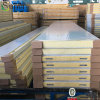 PU-Zwischenlage-Panel für Gefriermaschine-Raum-/Kühlraum-Panel-Dach-und Wand