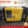 5kVA de geluiddichte Kleine Diesel Reeks van de Generator met Ce- Certificaat