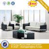 Mobiliário Residencial Sala de escritório moderno sofá de couro (NSC UL409)
