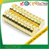 Золотой лист Металлокерамические диски NdFeB магнита