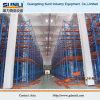 Movimentação high-density do armazenamento do estilo da pálete no racking
