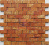 Красное кирпичное здание в стиле мозаики (CST302)