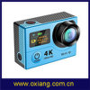 Fabrik-Preis 4k imprägniern drahtlose Sport-Vorgangs-Kamera mit Fernsteuerungs