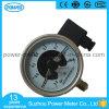100mmすべてのステンレス鋼の電気接触の真空の圧力計