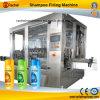 Máquina de rellenar del gel de la ducha
