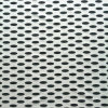 楕円形Dotsの裏側Printed Elastic Silk Satin