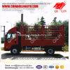 Nuevos promocionales y almacenan el pequeño carro del camión de la estaca de 5 toneladas