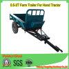 Hand Tractor를 위한 소형 Dump Trailer