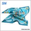 Lenço 100% de New Silk Beautiful Square de 2015 formas para Women