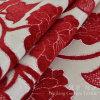 Chenille Jacquard polyester et tissus d'accueil acrylique