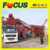 25m3/H - 75m3/H Movable Concrete Mixing Plant com Truck Chassis