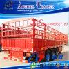 ISO CCC SGS는 3개의 차축 30t 밴/상자 트레일러를 승인했다