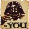 Tendenze Intl. Manifesto dell'impero di Star Wars, pollice 20*30