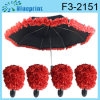 Os serviços incluem wedding Rose Umbrella F3-2151)
