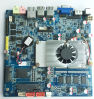 la carte mère duelle du noyau DDR3 du panneau 1037u avec à bord a eu Alc662