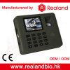 Sistemas do comparecimento do tempo do cartão e da impressão digital de Realand RFID