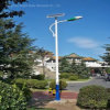 5 anos Warranty Bright Solar Street Light com CE, RoHS, Soncap Certificated