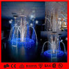 3D Deco Christmas Fountains Motif LED Street Decoration Light