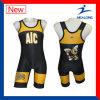 Sublimation Fashion Design personnalisé Healong Top ventes Wrestling maillots de corps