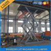 De hydraulische Lift van de Auto van de Ondergrondse Garage van de Schaar voor Kelderverdieping