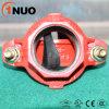 Las instalaciones de tuberías del precio razonable de la fábrica del bastidor de Weifang acanalaron la te mecánica
