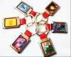 GroßhandelsCheap Decorative Lenticular 3D Keychain