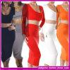 Способ дешево 2014 новый сексуальный женщин 2 части платья повязки плюс платье ночного клуба размера