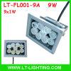 9W LED Flood Light 9X1w (Lt.-fl001-9A)