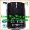 Pièces auto du filtre à huile de base de papier pour Isuzu (8973099270)