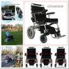 cadeira de rodas elétrica do E-Trono 12inch, cadeira de rodas portátil, cadeira de rodas de pouco peso